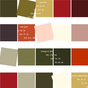 Webfarben
